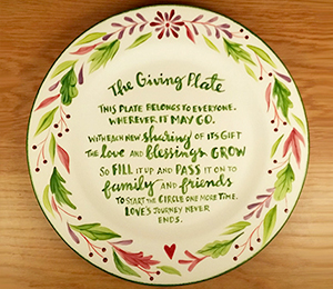 Provo The Giving Plate