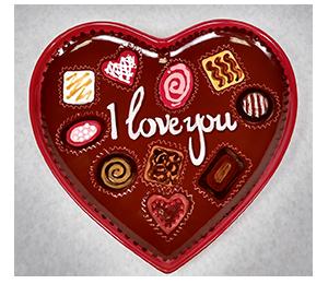 Provo Valentine's Chocolate