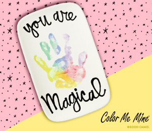 Provo Rainbow Hand-print