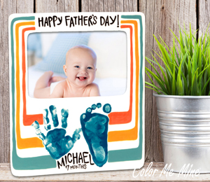 Provo Father's Day Frame
